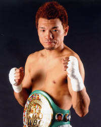 WBC WORLD S.FLY WEIGHT TITLE M...