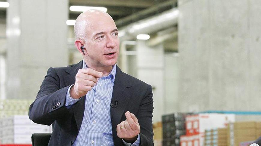 2012年6月7日 放送 アマゾン CEO ジェフ・ベゾス 氏 |カンブリア ...
