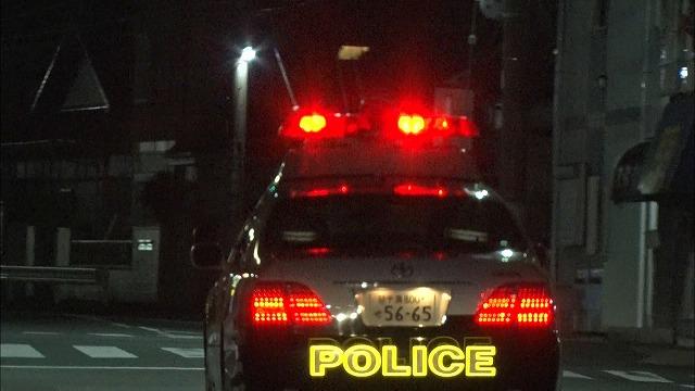 時 カー チェイス 警察 24