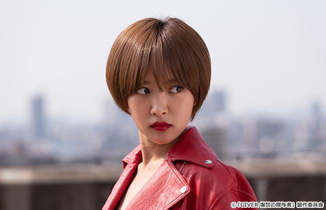 伊庭果菜子(夏菜)|キャスト|GIVER 復讐の贈与者|ドラマ24:テレビ東京