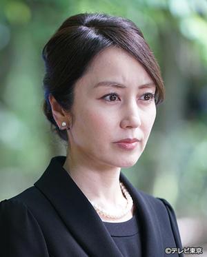 春田美知子(矢田亞希子角色)