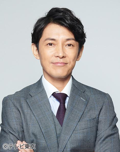 和田寿史 役|藤木直人