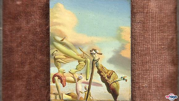 奇才ダリの傑作が日本にあった!テレビ初公開!ダリの転機となった幻の細密極小絵画「新美の巨人たち」