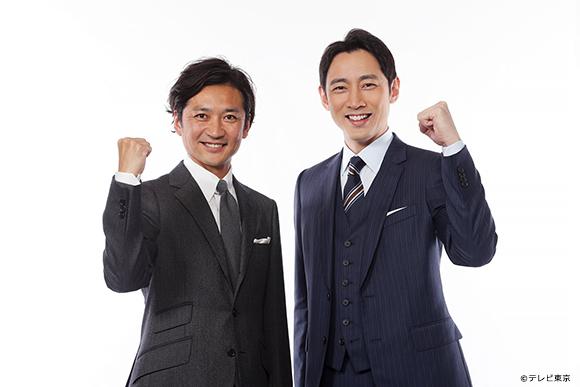 テレビ東京の東京オリンピック メインキャスターは小泉孝太郎!応援団長は国分太一に決定!中継種目も発表!お二方よりコメントも!