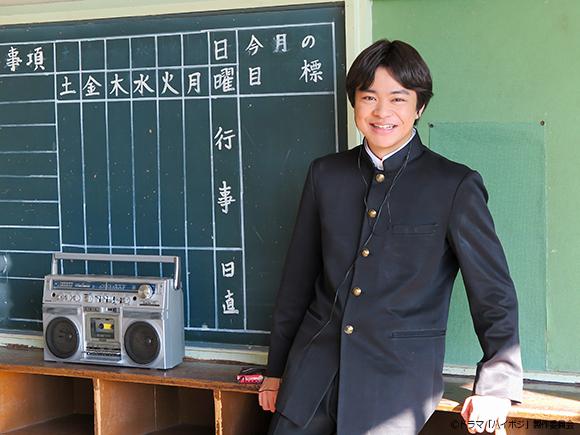 存在感バツグン!若手実力派俳優今井悠貴ドラマ初主演!「ハイポジ 1986年、二度目の青春。」