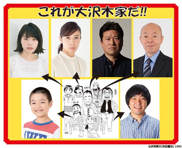 浦安 鉄筋 家族 ドラマ 化
