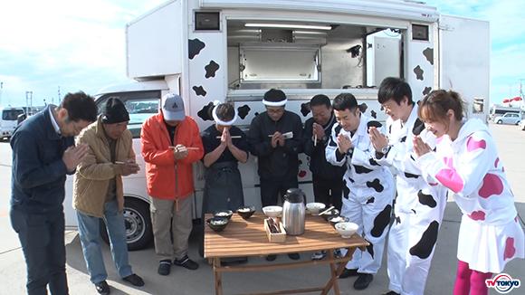和牛 キッチン カー