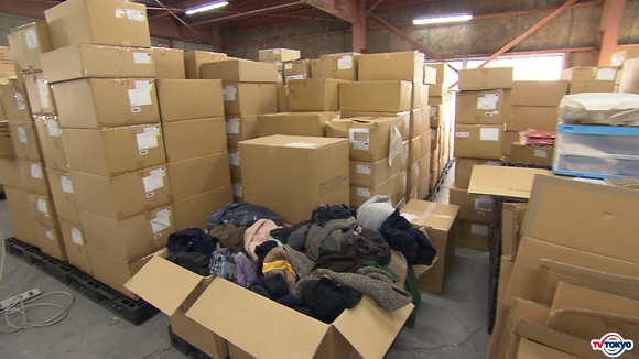 約15億点以上が売れ残り!?日本の衣料廃棄ロス問題。衝撃の現場を取材/ガイアの夜明け