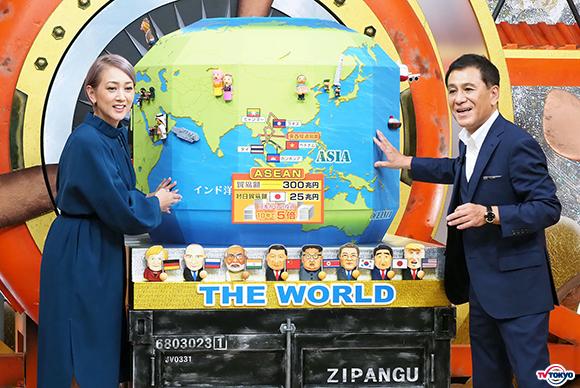 総力取材!世界の沸騰現場から…日本の未来が見える「未来世紀ジパング」