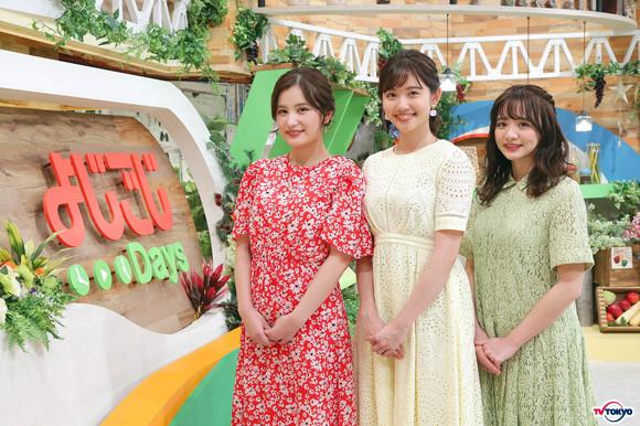 東京 田中 テレビ