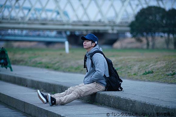 増田貴久 主演「レンタルなんもしない⼈」9月9日より放送再開決定!新たに撮影したミニストーリーを含んだSP 版再放送も!
