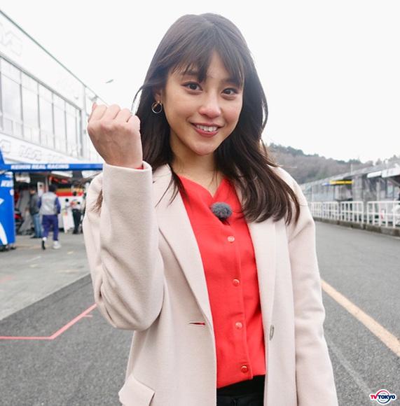 岡副麻希が『SUPER GT+』新リポーターに決定「スーパーGTの魅力を一人でも多くの方に届けたい!」