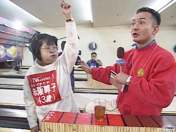 TVチャンピオンの名勝負を特別放送!女王赤阪の激闘!地獄の極小 ...