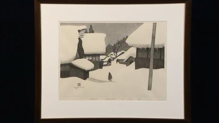 斎藤清の木版画