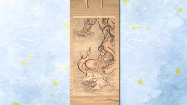 狩野芳崖の仁王図