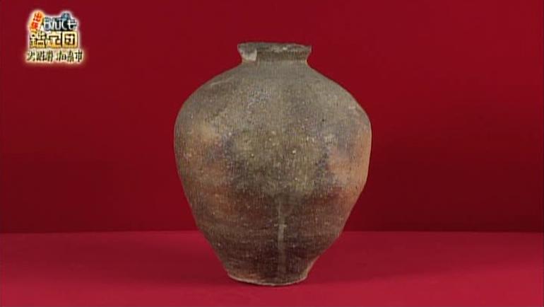 古信楽の壺