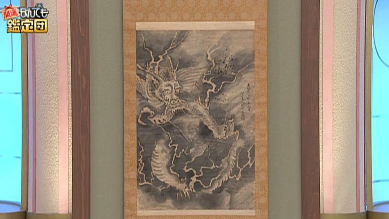 葛飾北斎の肉筆画
