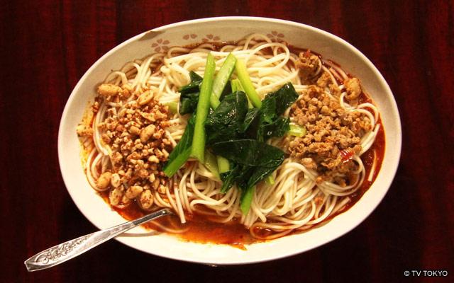 豊島区 池袋の汁なし担々麺│孤独のグルメ:テレビ東京