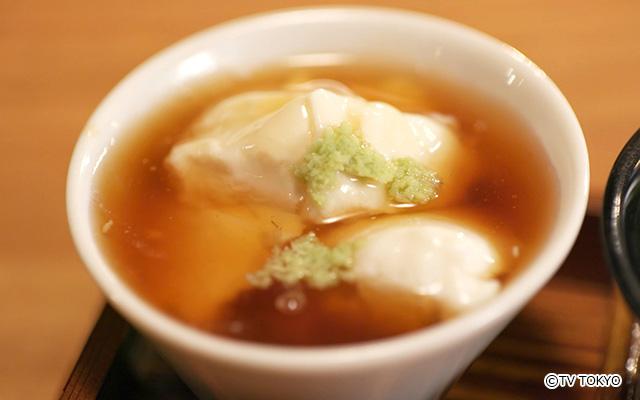 おぼろ 豆腐