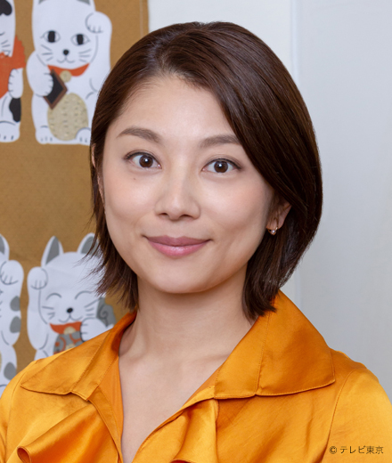 永井 茜役(小池栄子)