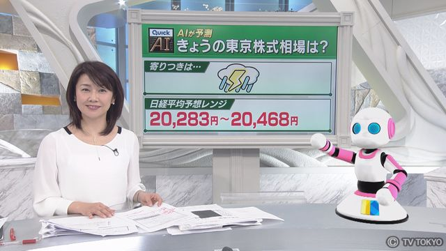 【AI予測】2月8日