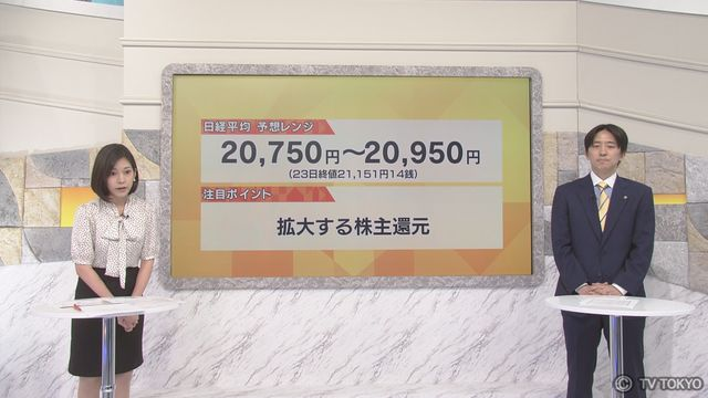 【日本株見通し】注目ポイントは「拡大する株主還元」