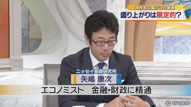 """【プロの眼マンデー】日本の""""駆け込み需要の弱さ"""" その実態は"""