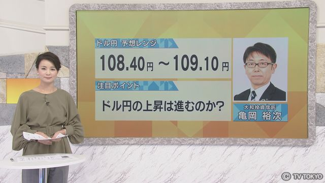 【為替見通し】注目ポイントは「ドル円の上昇は進むのか?」