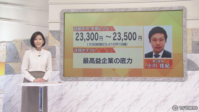【日本株見通し】注目ポイントは「最高益企業の底力」