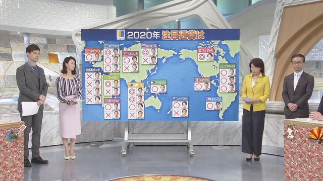 為替トーク第4部「2020年の注目通貨は?」
