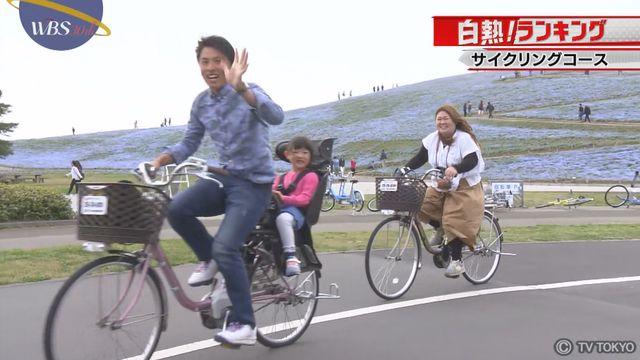 【白熱ランキング】サイクリングコース