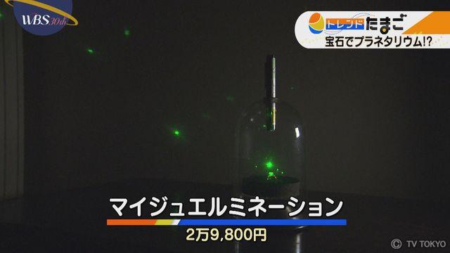 【トレたま】宝石イルミネーション