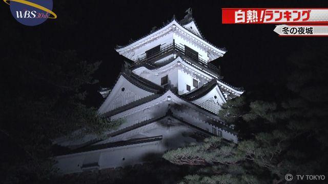 【白熱!ランキング】夜の城ランキング