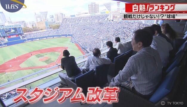 """【白熱!ランキング】""""野球好き""""でなくても楽しい球場"""
