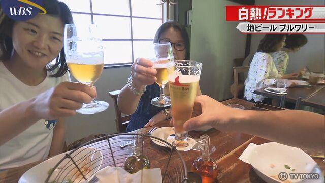 【白熱!ランキング】地ビールブルワリー