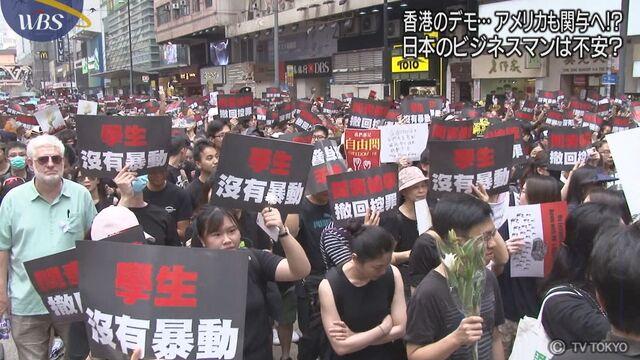 「逃亡犯条例改正案」で混乱 揺れる「ビジネス都市」香港