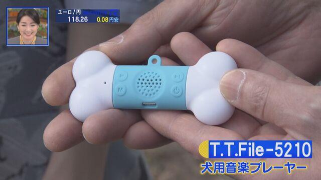 【トレたま】犬用スピーカー