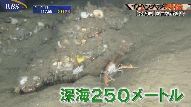 【イノベンチャーズ列伝】「水の底」は巨大市場!?