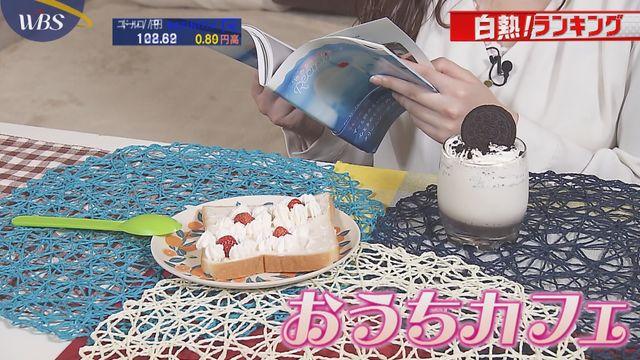 【白熱!ランキング】おうちカフェ