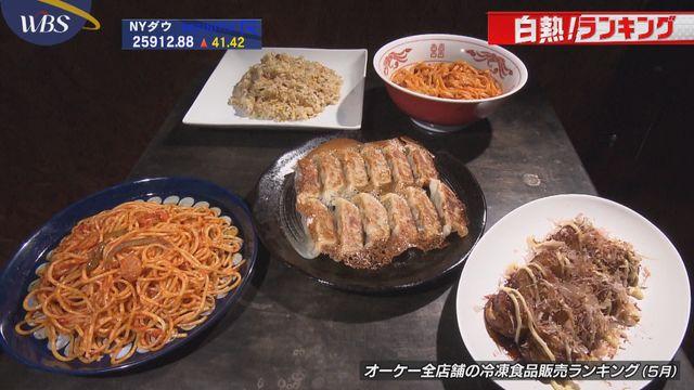 【白熱!ランキング】冷凍食品