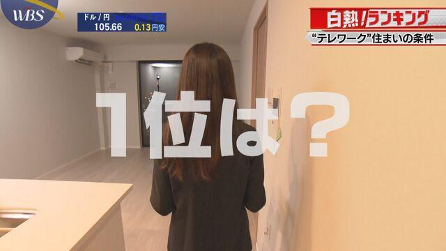 """【白熱!ランキング】""""テレワーク""""住まいの条件"""