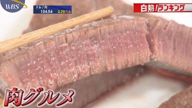 """【白熱!ランキング】お取り寄せ""""肉グルメ"""""""