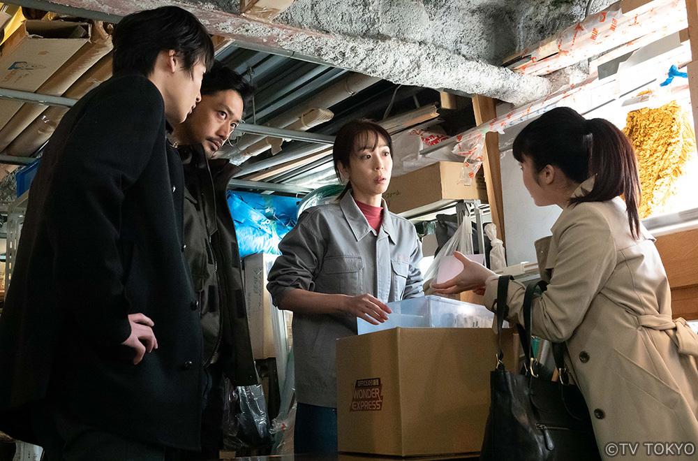 金曜8時のドラマ「記憶捜査~新宿東署事件ファイル~」 第4話