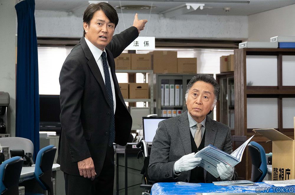金曜8時のドラマ「記憶捜査~新宿東署事件ファイル~」 第5話