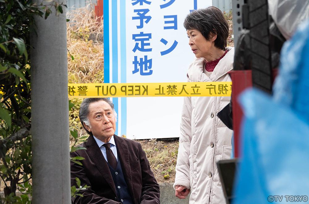 金曜8時のドラマ「記憶捜査~新宿東署事件ファイル~」 第6話