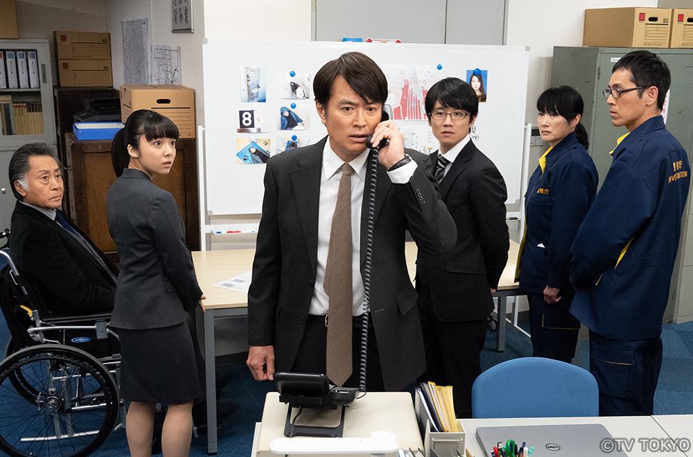 金曜8時のドラマ「記憶捜査~新宿東署事件ファイル~」 第7話