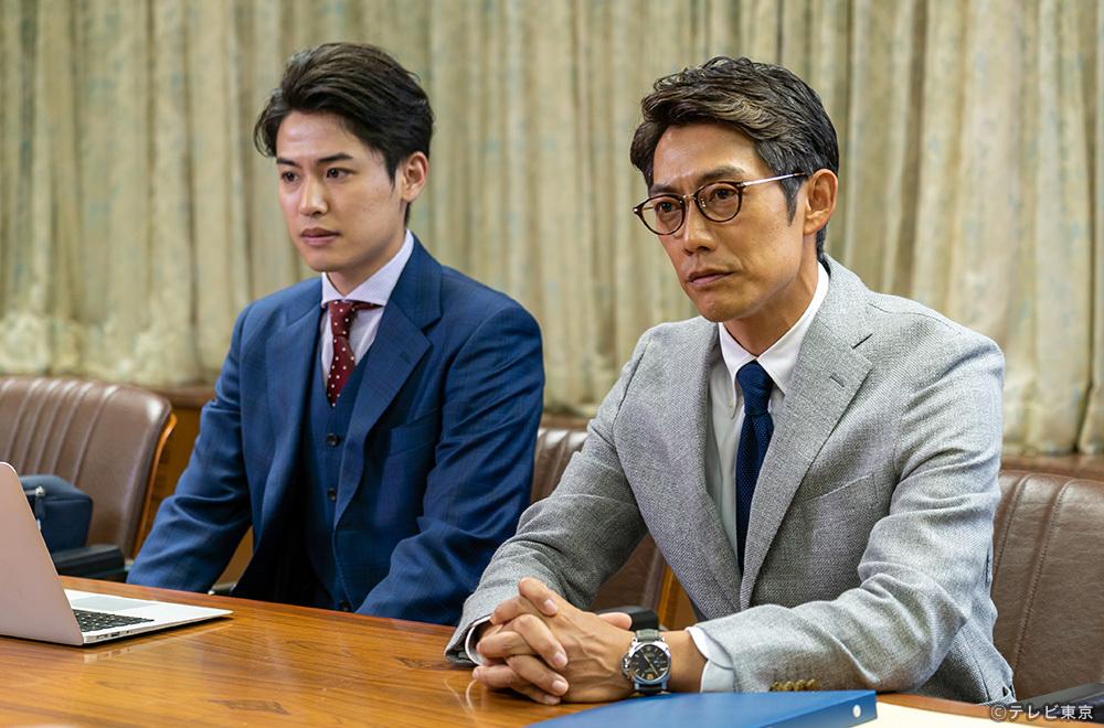 リーガル・ハート~いのちの再建弁護士~ 第3話
