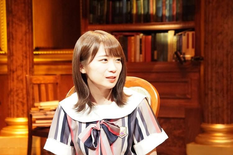 Does Akimoto midsummer give up the life this time Nogizaka46 which