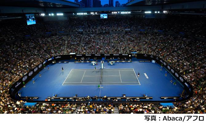 大 大会 4 テニス