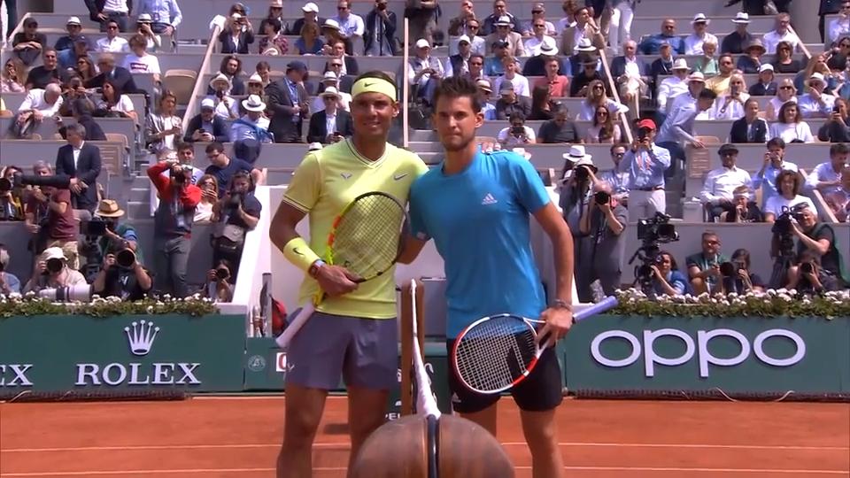 全仏オープンテニス2019:テレビ東京